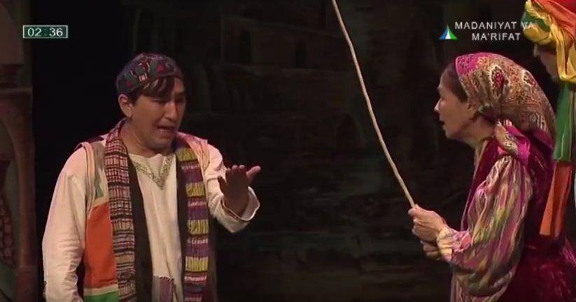 SHum Bola Spektakli Yangi Talqinda (Tasixda)