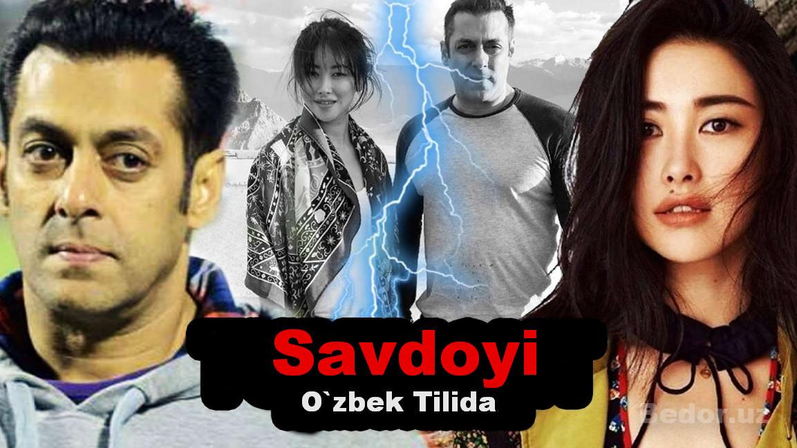 Savdoyi Hind Film O`zbek Tilida (Tasixda)