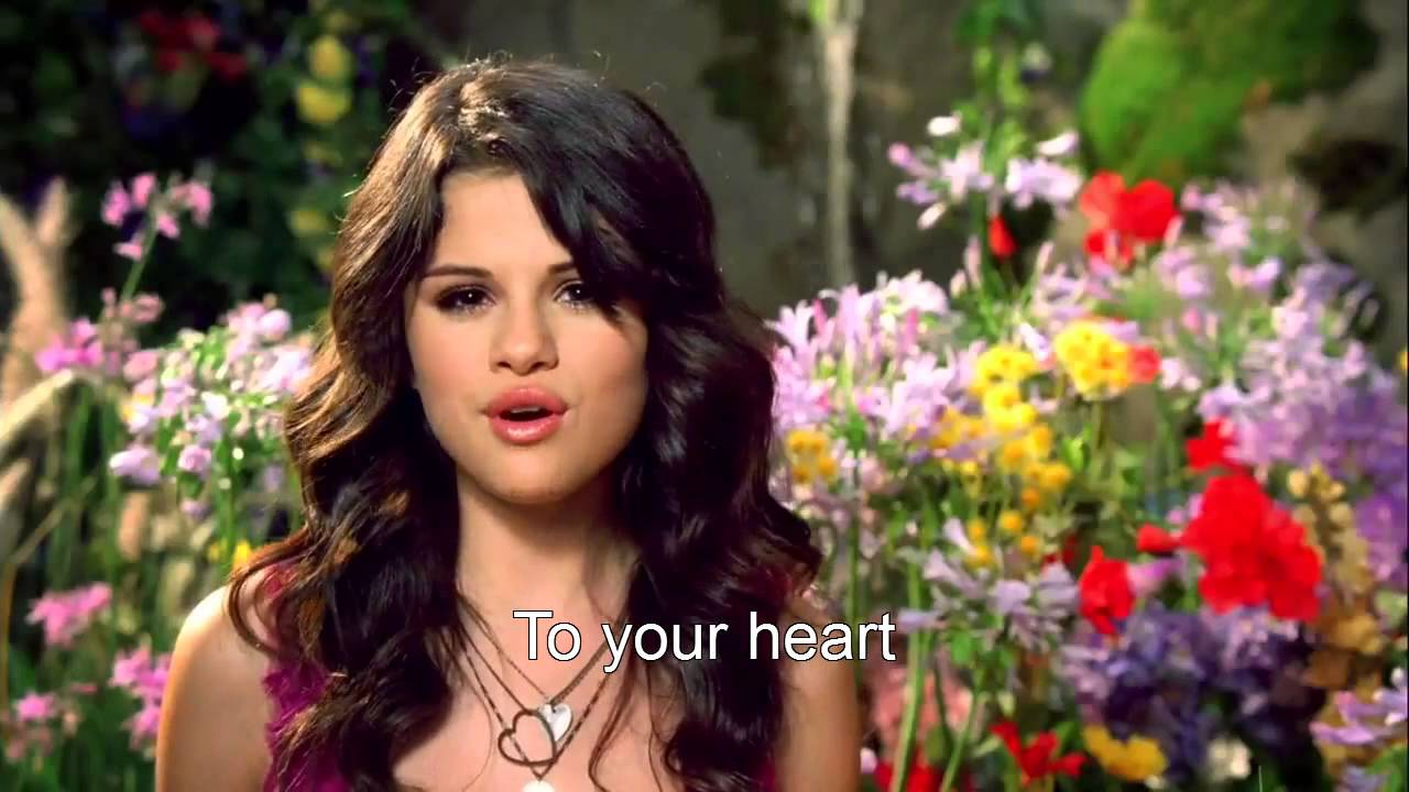Selena Gomez  Fly To Your Heart Official Music Video (Tasixda)