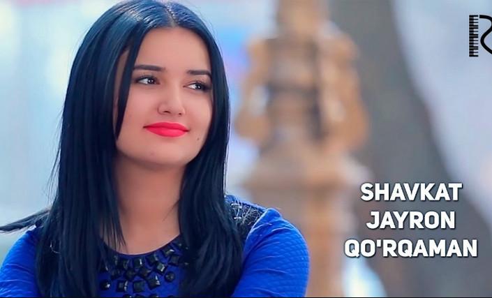 Shavkat Jayron  Qo'rqaman Video Klip (Tasixda)