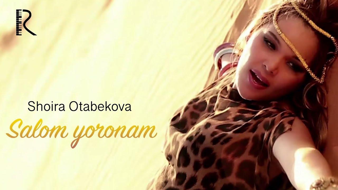 Shoira Otabekova — Salom yoronam (Video Klip Tasixda)