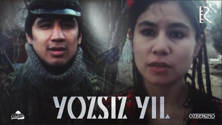 «Yozsiz Yil»  O`zbek Film (Tasixda)