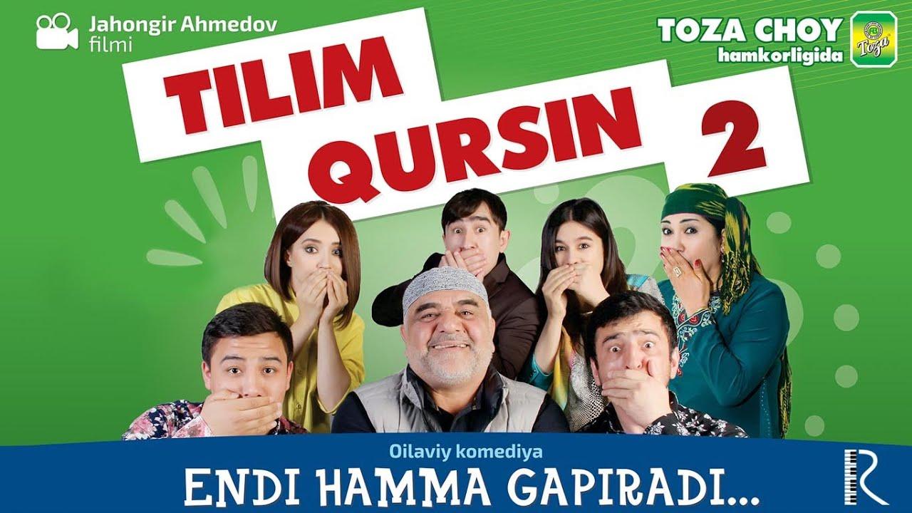 Tilim qursin 2 (o'zbek film) Tasixda
