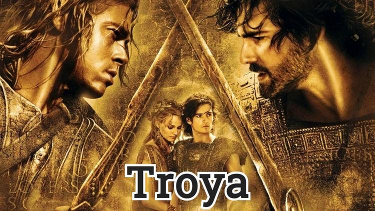 Troya — O`zbek Tilida