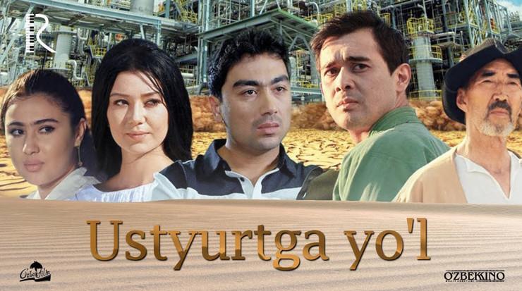 Ustyurtga Yo`l   O`zbek Film (Tasixda)
