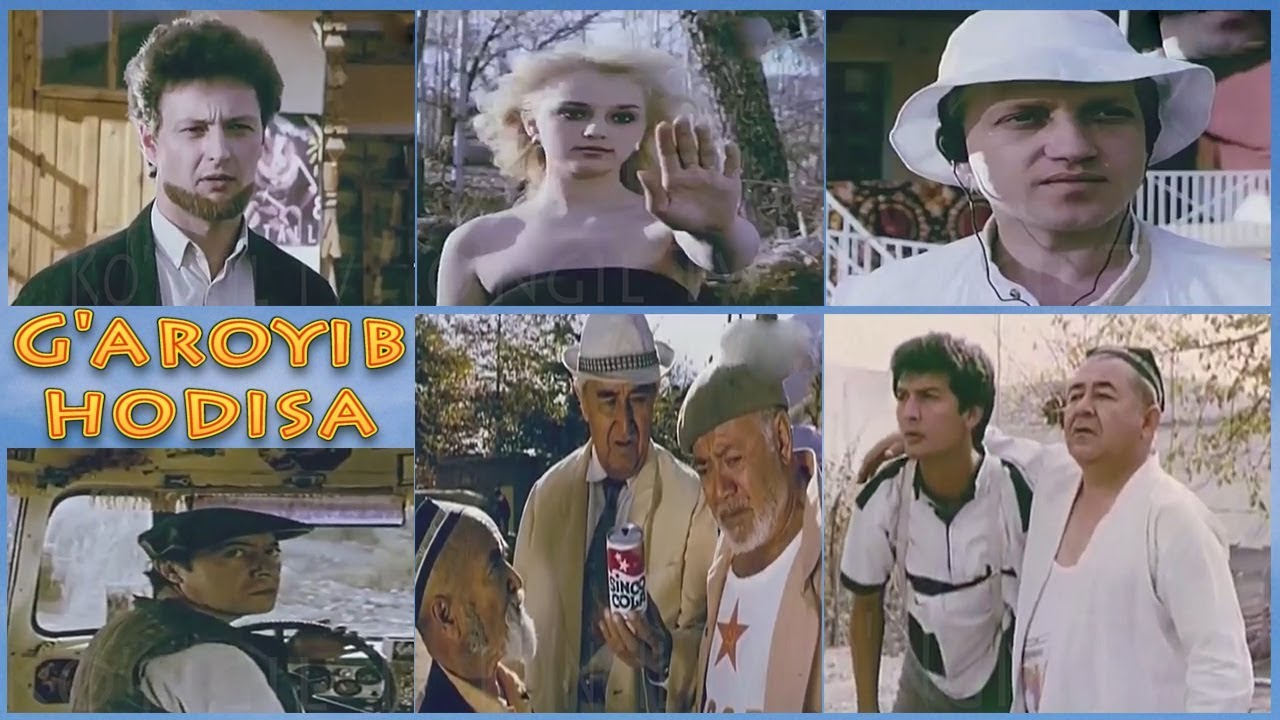 Uzbek Kino — G`aroyib hodisa — O`zbek Kino (Tasixda)