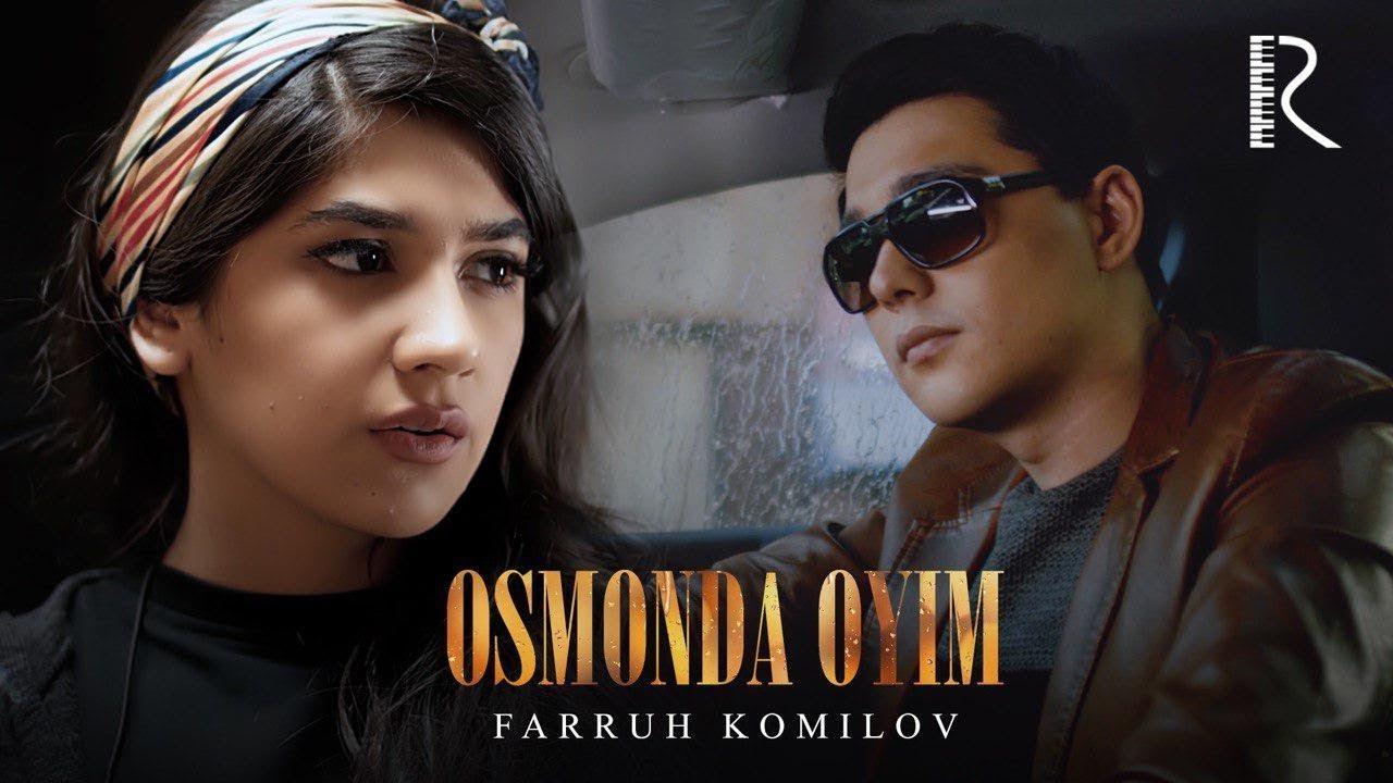 Uzbek Klip — farruh komilov — osmonda  oyim (Tasixda)