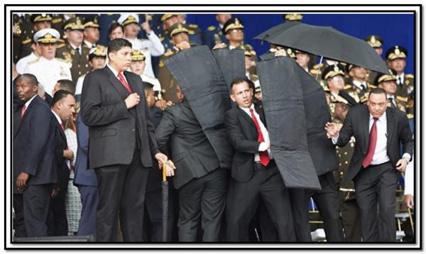 Venesuela prezidentiga Suiqasd (Video Tasixda)