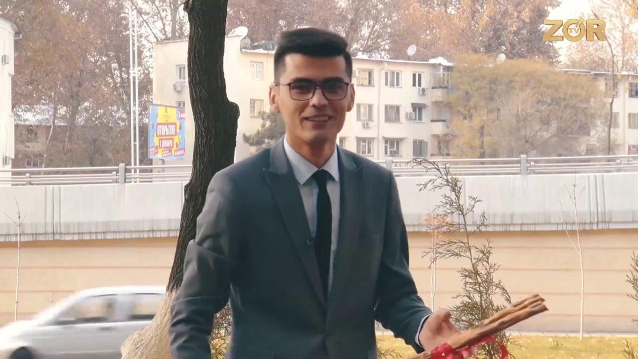 Xafa bo'lish yo'q 44-son Mirshakar Fayzullaevga Supurgini o'ptirishmoqchi bo'lishdi (Tasixda)
