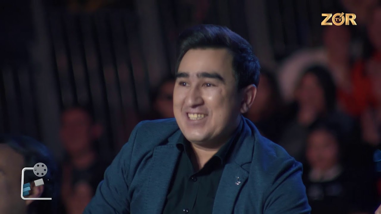 Xafa bo'lish yo'q 45-son Asqar Hikmatov 'Aktyor' loyihasida shok holatiga tushdi (Tasixda)