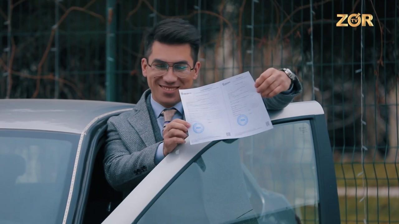 Xafa bo'lish yo'q 49-son Yulduzlarga ZO'R TV avtomobil sovg'a qildi! (05.01.2019 Tasixda