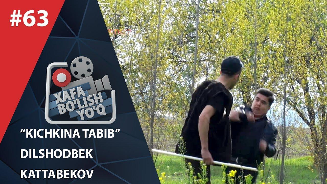 Xafa bo'lish yo'q 63-son Dilshodbek Kattabekovni dalaga qutida tashlab ketishdi! (06.04.2019) (Tasixda)