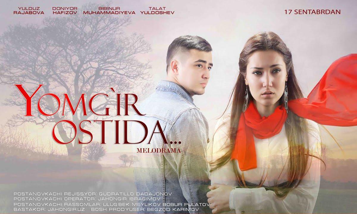 Yomg'ir ostida (O'zbek film) Tasixda