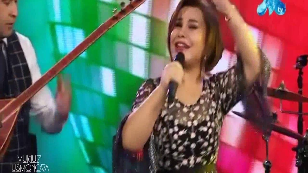 Yulduz Usmonova-Qizil olma(Muhabbat ila.)2019 Tv Version Tasixda